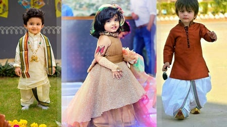 Parents' Guide To Selecting Wedding Dresses For Kids And Make Parenting A Bit Easier