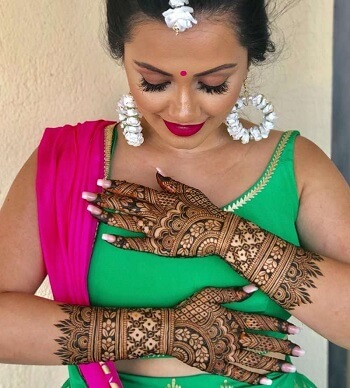31 Drop-Dead Stunning Dulhan Mehndi Designs for  Hands ...