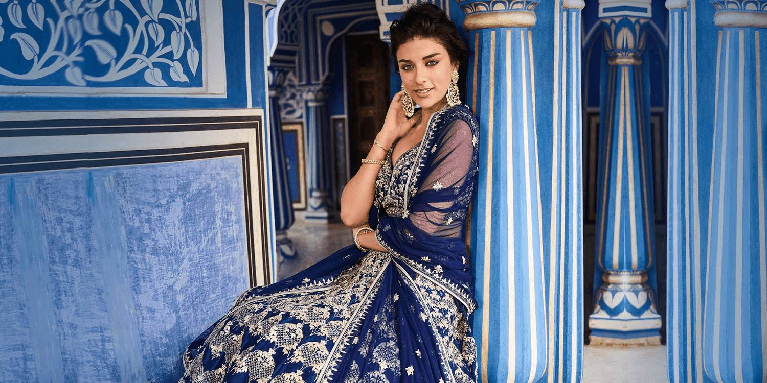Top #10 Sensational Colors by Anita Dongre For Your Lehenga!
