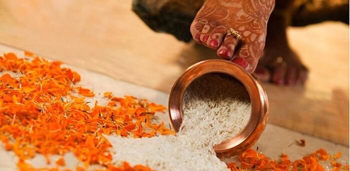 Grihpravesh Malyali Wedding Ritual