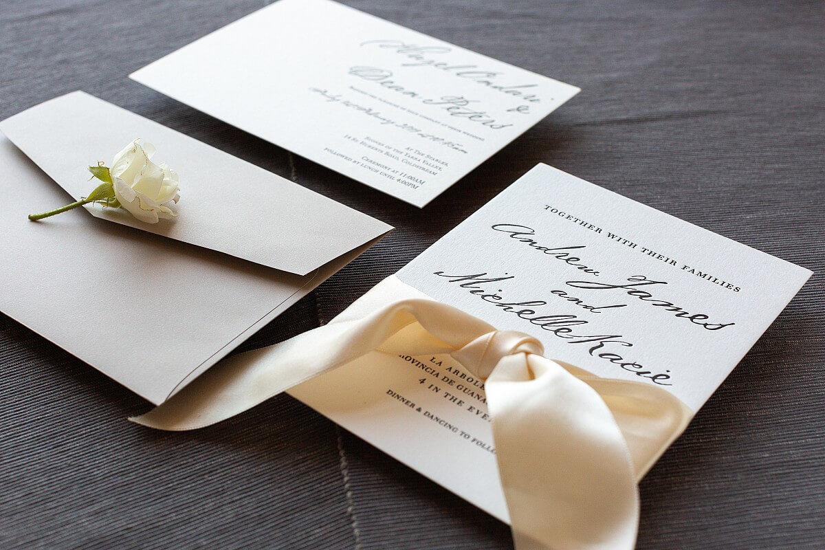 10 Grave Wedding Invitation Mistakes Which Should Not Be There
