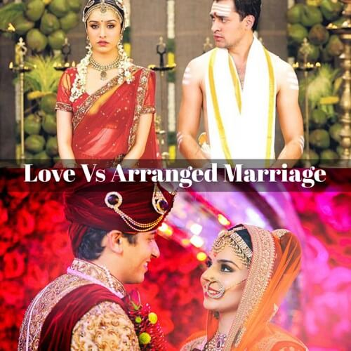 Love Vs Arranged Marriage War Perfectly Explained Throu...