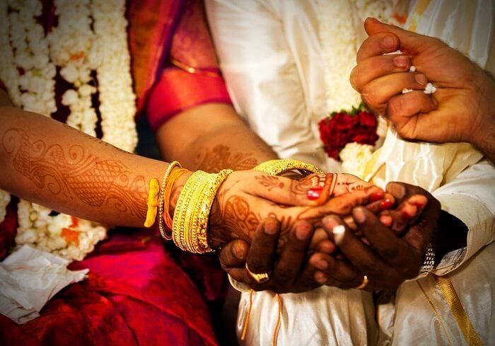 Muhurtham Malayali weddings