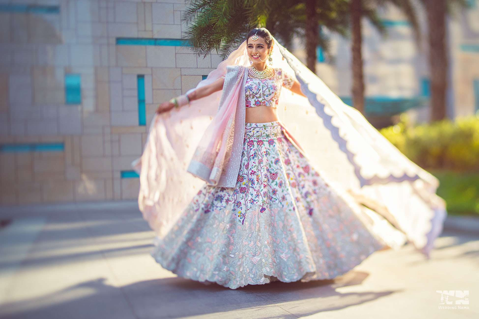 #31 Elegant White Lehengas For Our Special Brides and Bridesmaids!