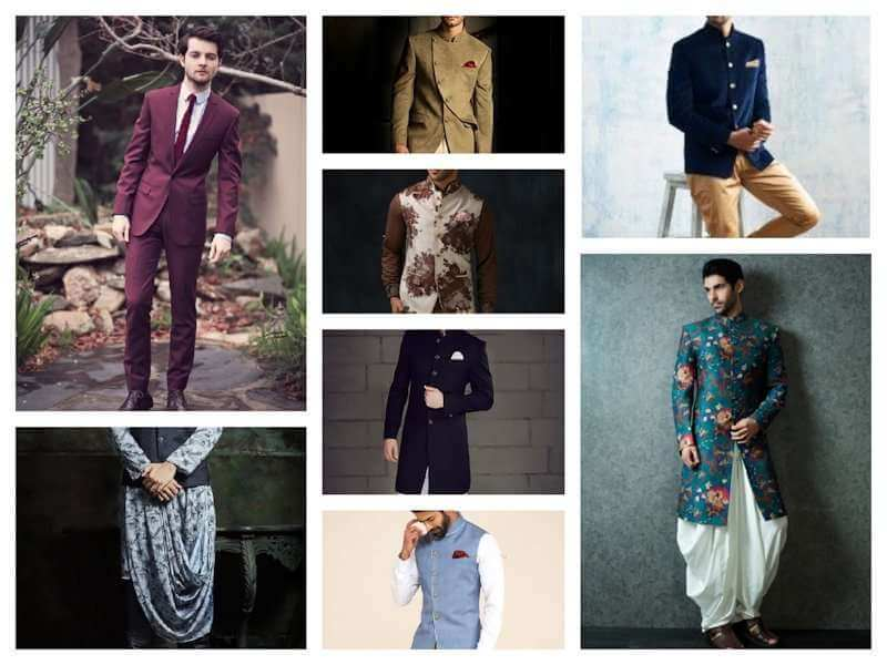 Groomwear Fashion Alert 4 Must Have Engagement Dresses For Man