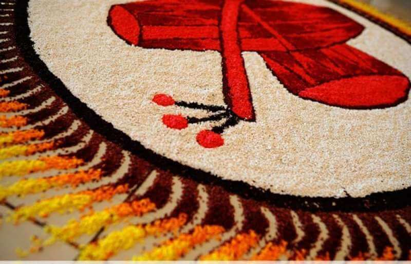 Beautiful Wedding Rangoli Designs Ideas for Your Wedding Décor That You Mustn't Miss