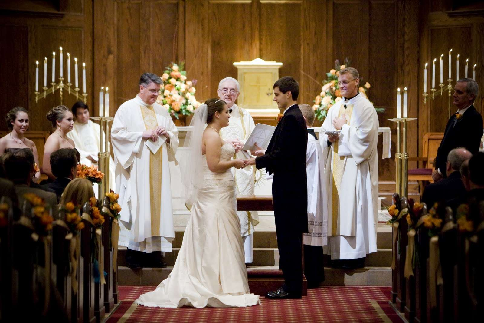 Christian Wedding Traditions, Ritual, And Their Meanings