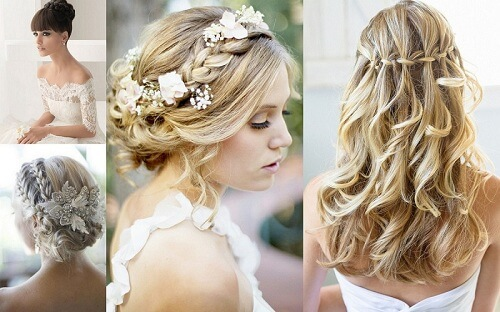 7 Elegant Christian Bridal Hairstyles That Are Perfect For A White Wedding