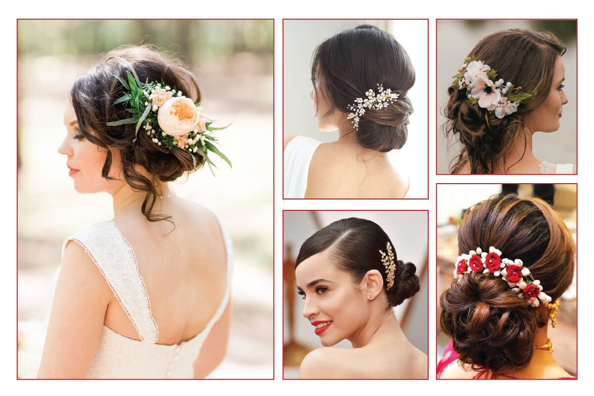 11 Drop Dead Gorgeous Updo Hairstyles Just For Our Beautiful Brides!
