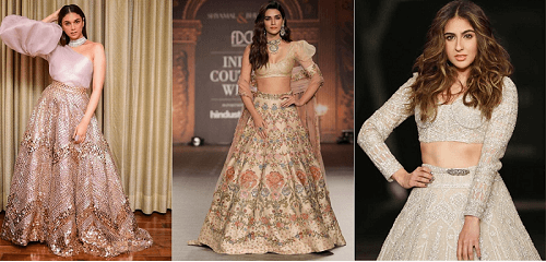 Top #10 Sensational Styles From FDCI India Couture Week...