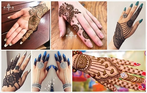 111+ Best Awesome Arabic Mehndi Designs For Your Weddin...