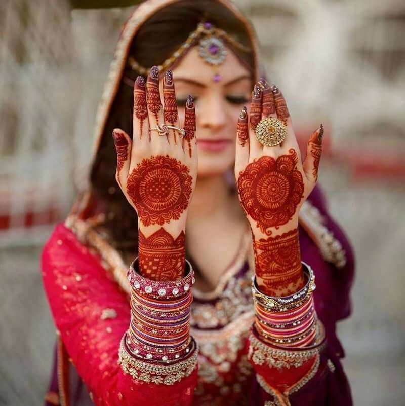 Top 151+ Latest Mehndi Designs 2020