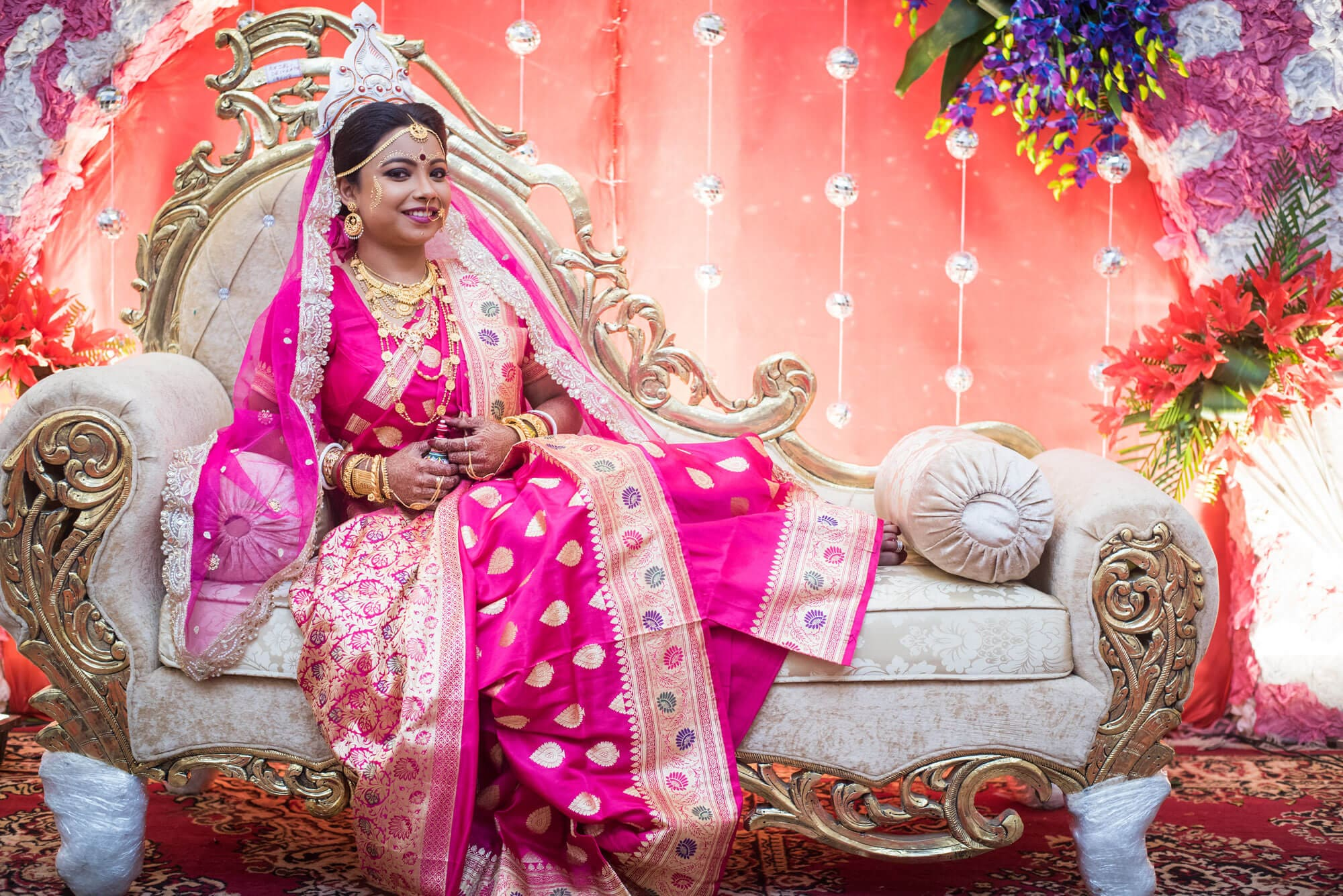 6 Must-Have Ethnic Sarees for Every Bengali Bride