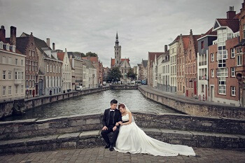7 Stunning Pre wedding International Photoshoot Destinations For Picture Perfect Moments