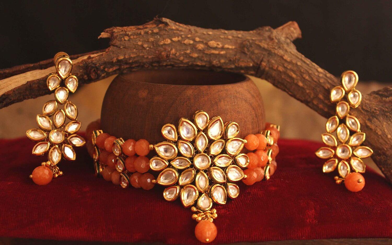 Meenakari & Kundan Jewellery Designs That'll Look Great At Your Wedding