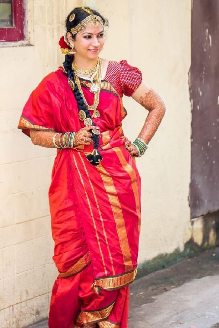 Madisaru Drape from Tamil Nadu
