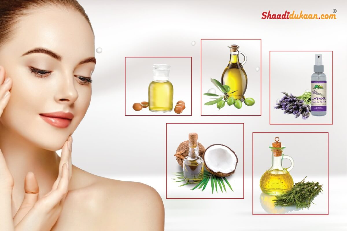 5 Oils That Will Make Your Skin Flawless Before D-Day