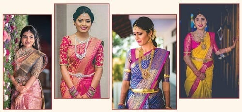 Top 40 Elegant Bridal Pattu Sarees That We Can't Stop Loving