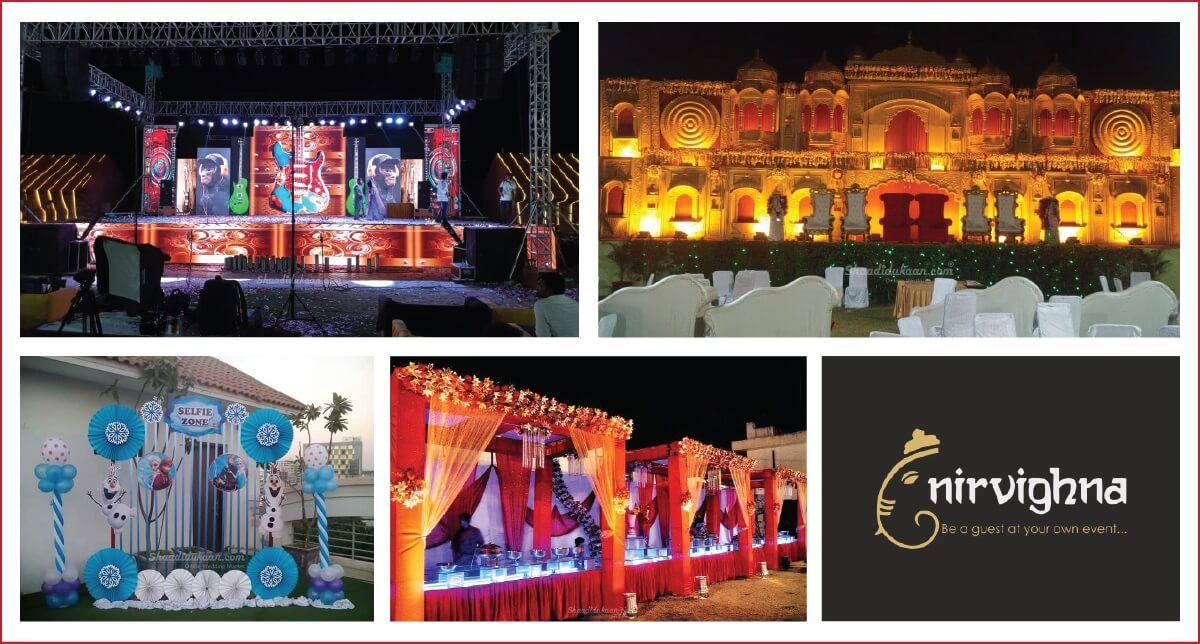Nirvighna Event Planners: Jodhpur's Best Event Planners on which You can Trust