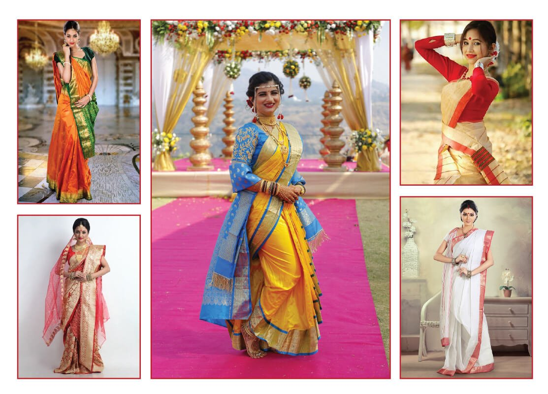 How To Tie Sarees: 7 Traditional Saree Draping Styles from India