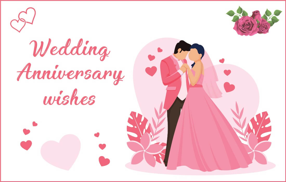 100+} Wedding Anniversary Wishes - Anniversary Quotes & Messages