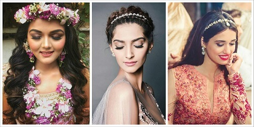 Different Varieties Of Bridal Hairbands You can Flaunt ...