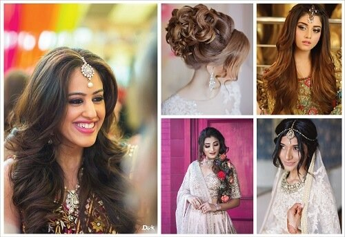 Top 11 Bridal Hairstyles For Curly Hair To Rock On Your D-Day!