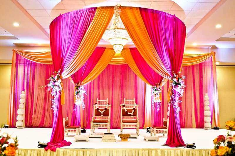 Dazzling Mandap Decoration Ideas For Your Wedding 2020