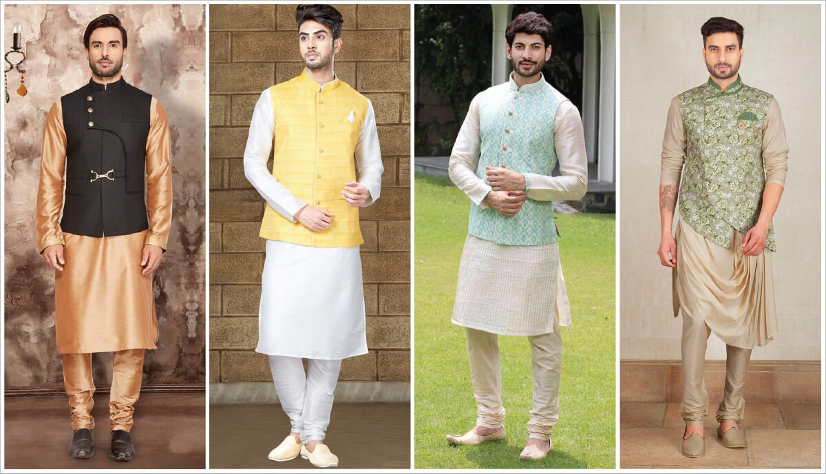 Top #51 Kurta Designs For Men For Your Wedding