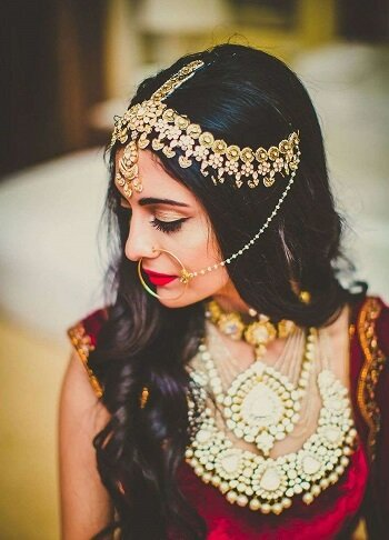 Finest Wedding Accessories for Indian Brides: Never For...