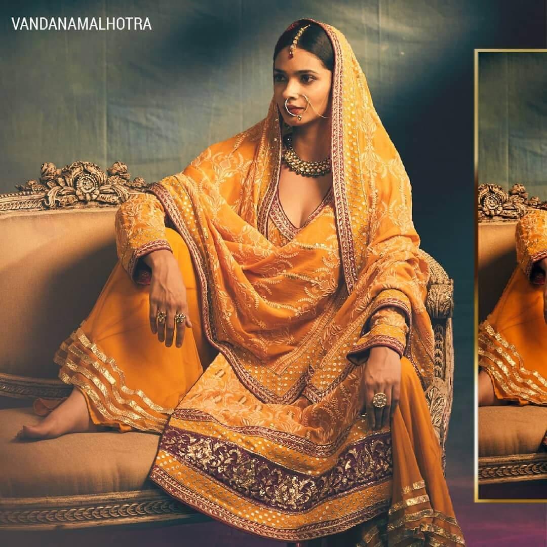 8 Beautiful Chikankari Lehenga Designs Perfect For Flaunt On Your Big Day