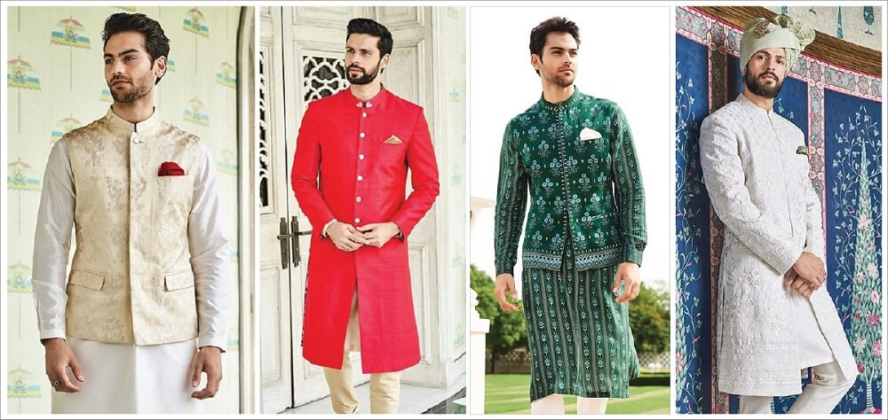 20 Groom Wear Fits From Jaipur Love Collection By Anita Dongre