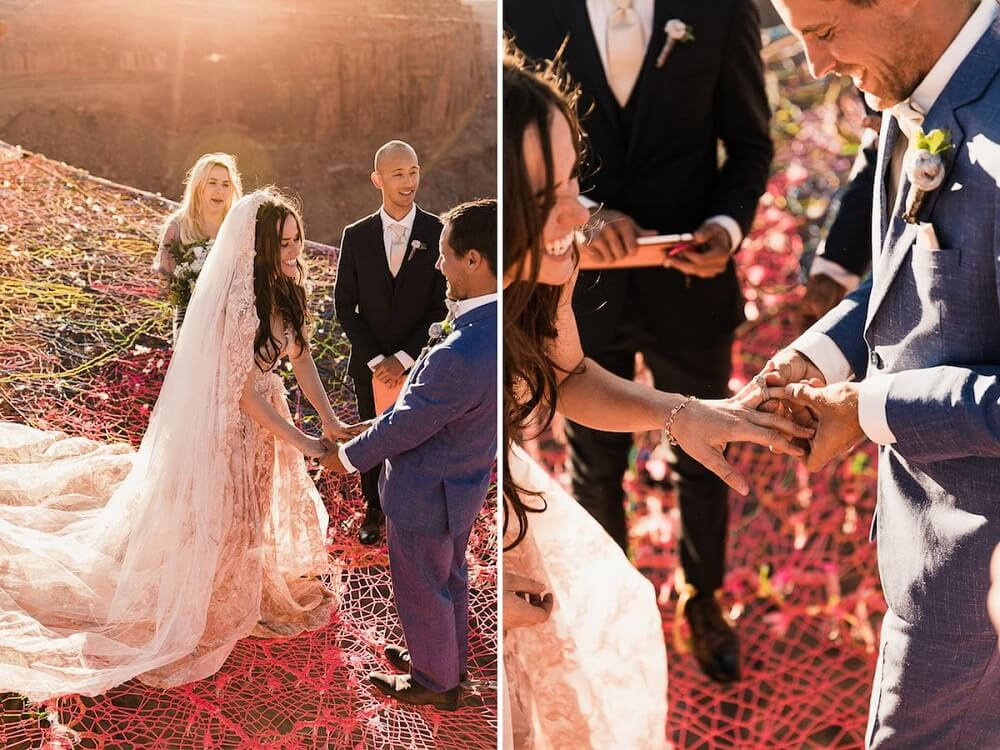 Insane Mid-Air Wedding Trend That's Doing Rounds All Over Social Media