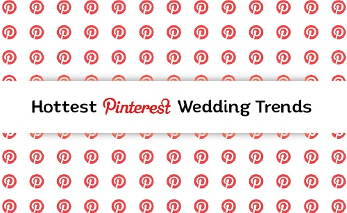 Hottest Pinterest Wedding Trends To Add Glamour To Your...
