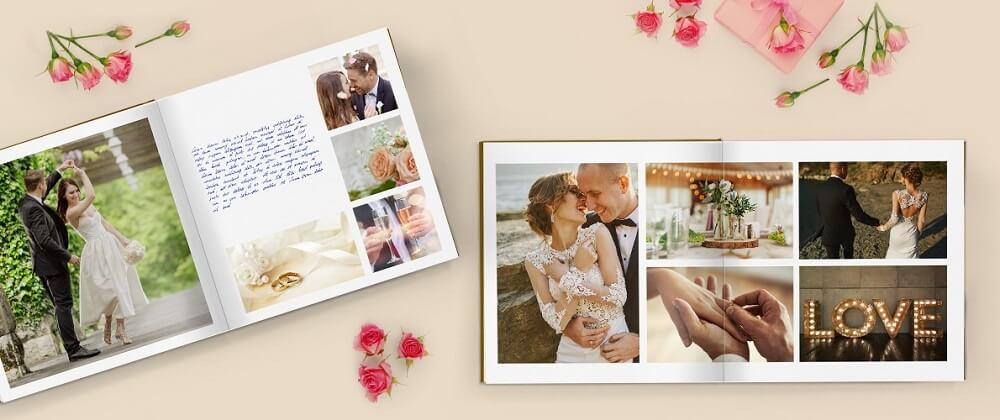20 Special Wedding Album Layouts That Are Trending In 2019