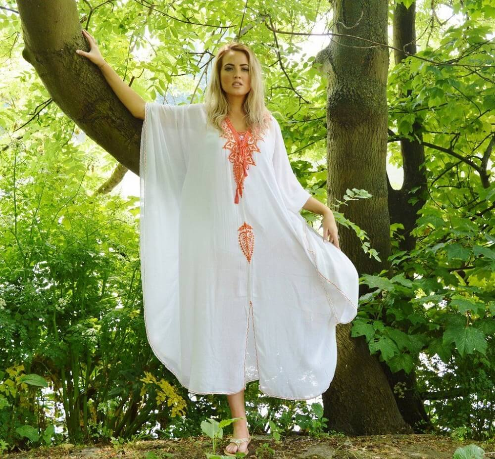 Bringing Back The Bling: Ultimate Wedding Kaftans To Flaunt On Your Big Day