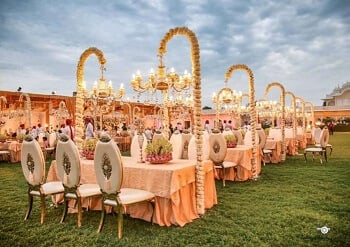 23 Eye-Catching Simple Indian Wedding Décor Ideas: Mag...