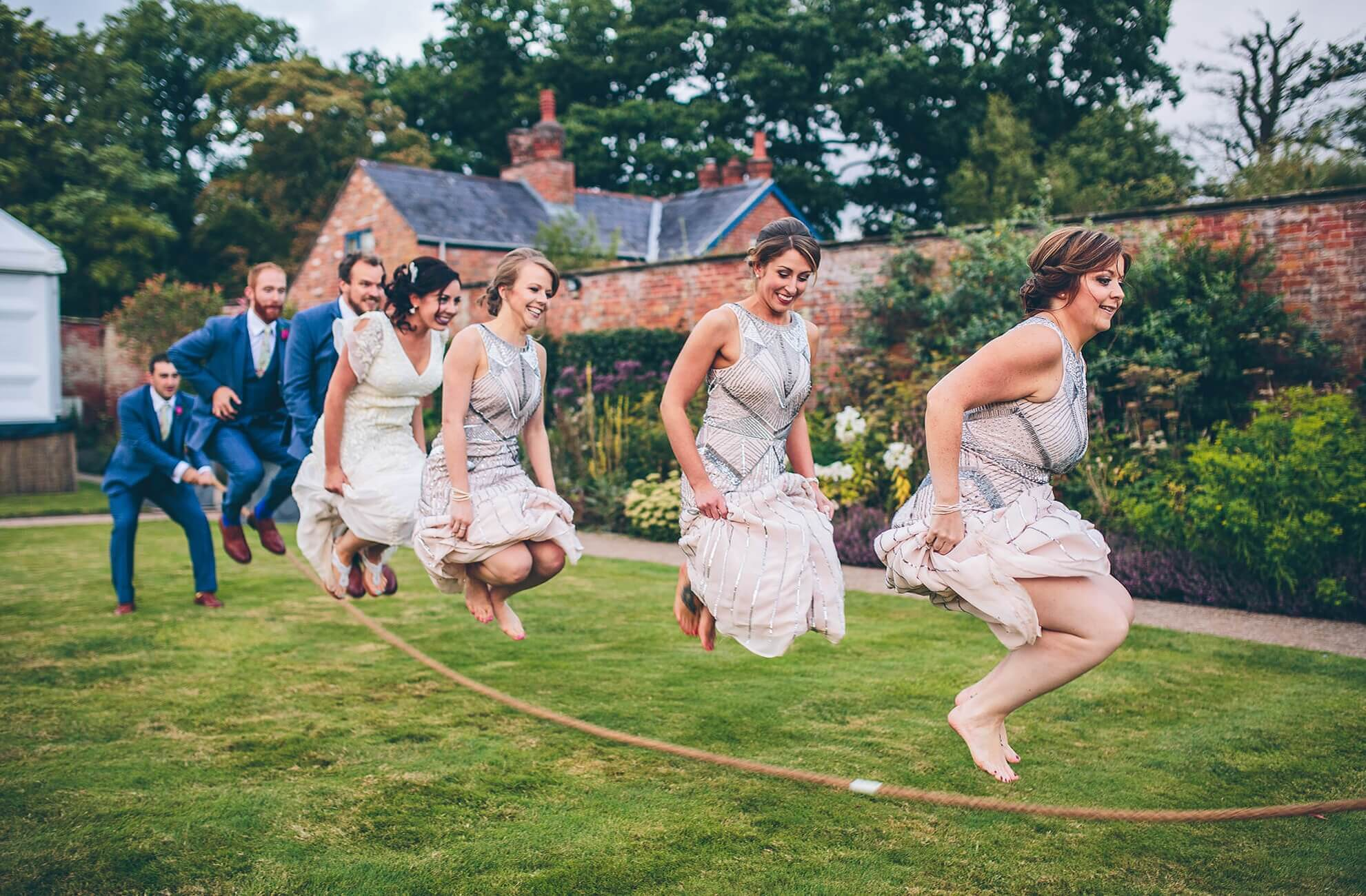 21 Wedding Reception Games That'll Be Perfect To Entertain Your Guests