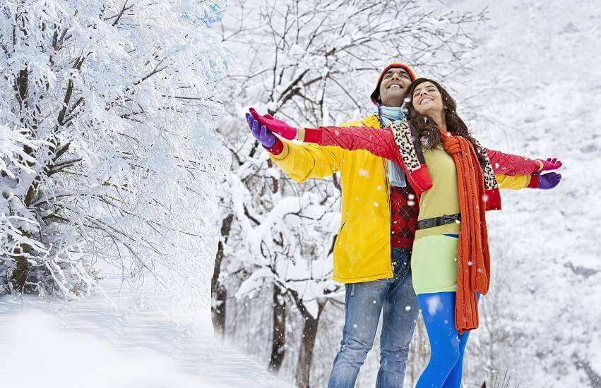 5 Best Winter Destinations in India for Desi Honeymoon: Dil Desi Hain