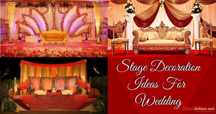 The Best Wedding Stage Decoration Ideas For 2020