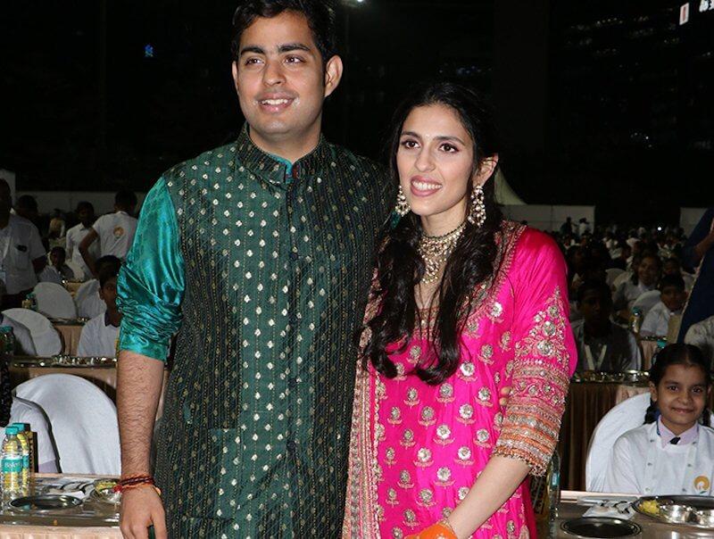 Anna Seva, Mala & Mehndi Ceremony, Sangeet Ceremony! All About Pre Wedding Functions of Akash Ambani And Shloka Mehta