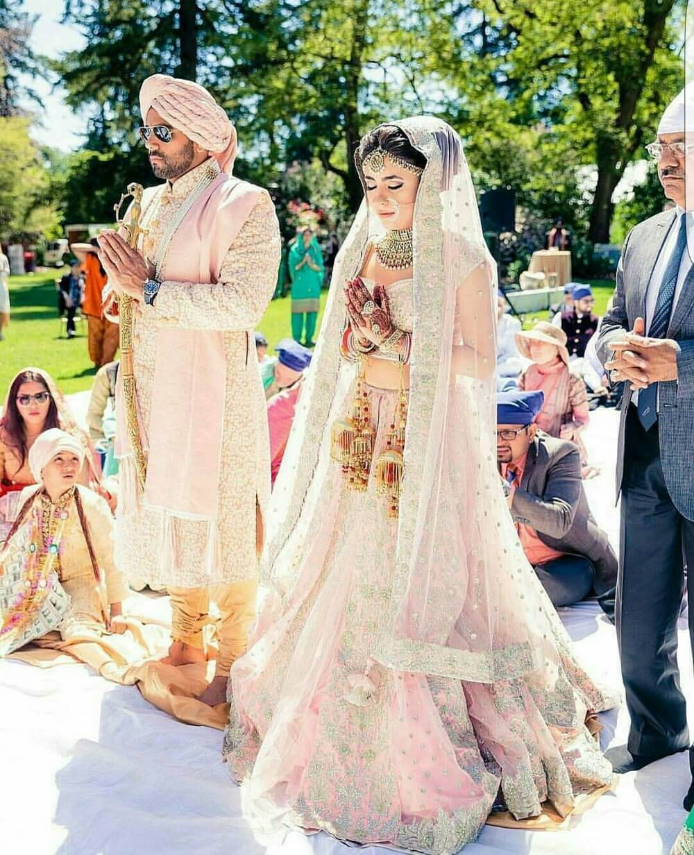 #20 Bridal And Groom Dress Trends To Watch Out In 2020