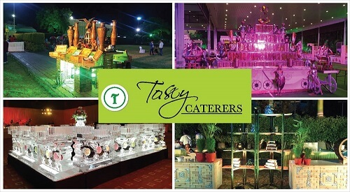 Serve Your Wedding Guests Delectable Food With 'Tasty Caterers'