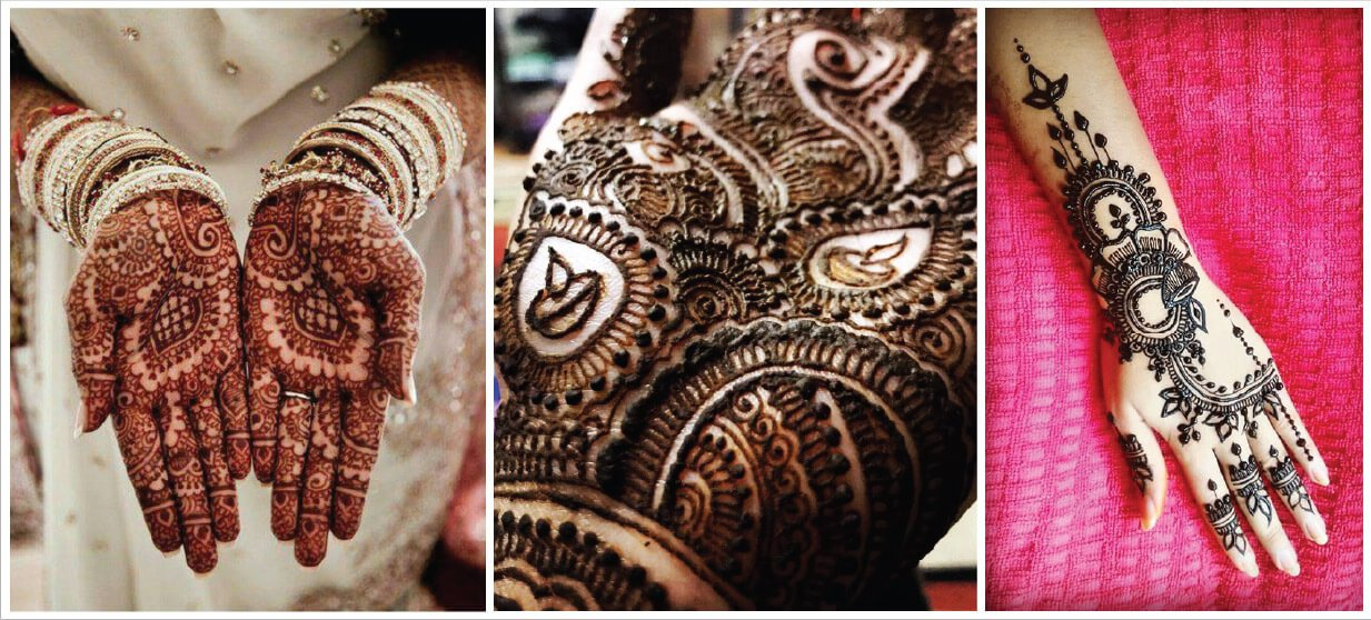 51 Impressive Diwali Mehndi Designs For Newlywed Brides Celebrating Their First Diwali Post-Nuptials