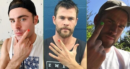 The Male Nail Polish Trend: Hottest or Worst Disaster in Men's Fashion