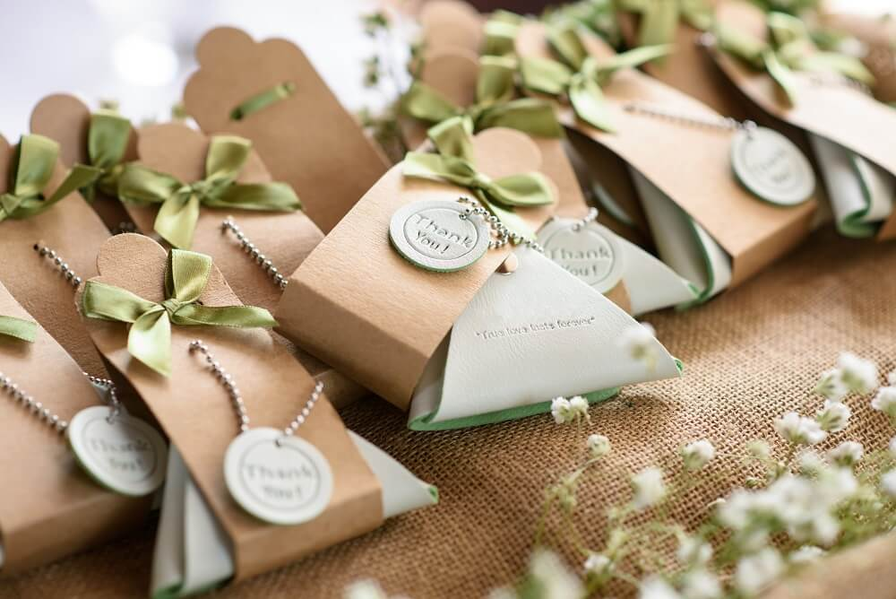 Relish The Efforts Of Your Guests With These Wonderful Wedding Favor Ideas