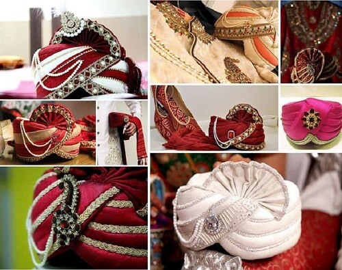Hey Groom! Have You Heard About These Attractive Turbans Styles?