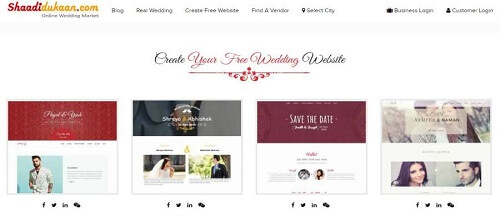 8 Reasons Why Every Couple Should Have A Wedding Website