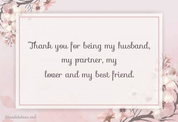 Letter To Your Husband On Your Wedding Day from www.shaadidukaan.com
