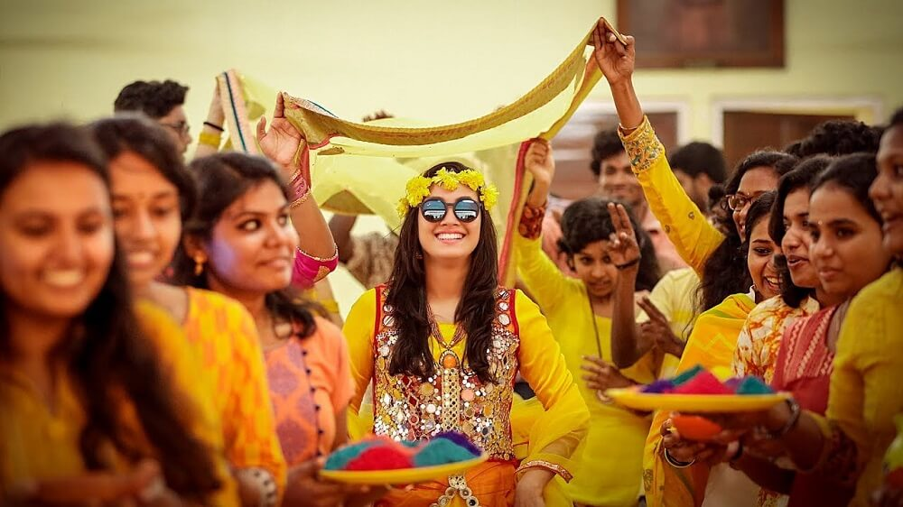 From Peppy Haldi Songs To Real Haldi Décor Ideas Here Is  Everything That Your Lavish Haldi Ceremony Needs!
